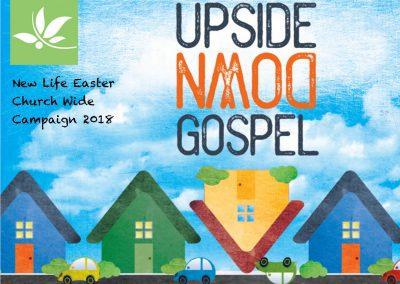An Upside Down Gospel