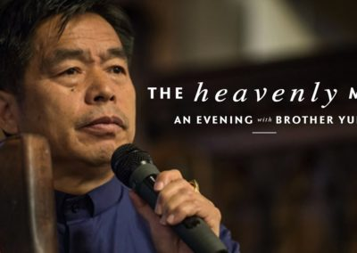 An Evening with Brother Yun